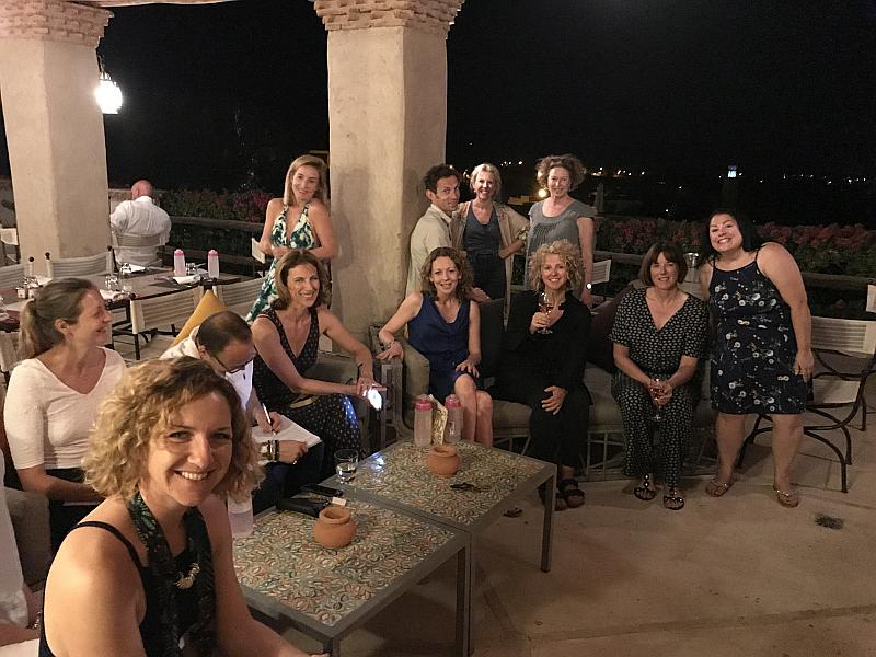 Tigmi Marrakesh Retreat 2017