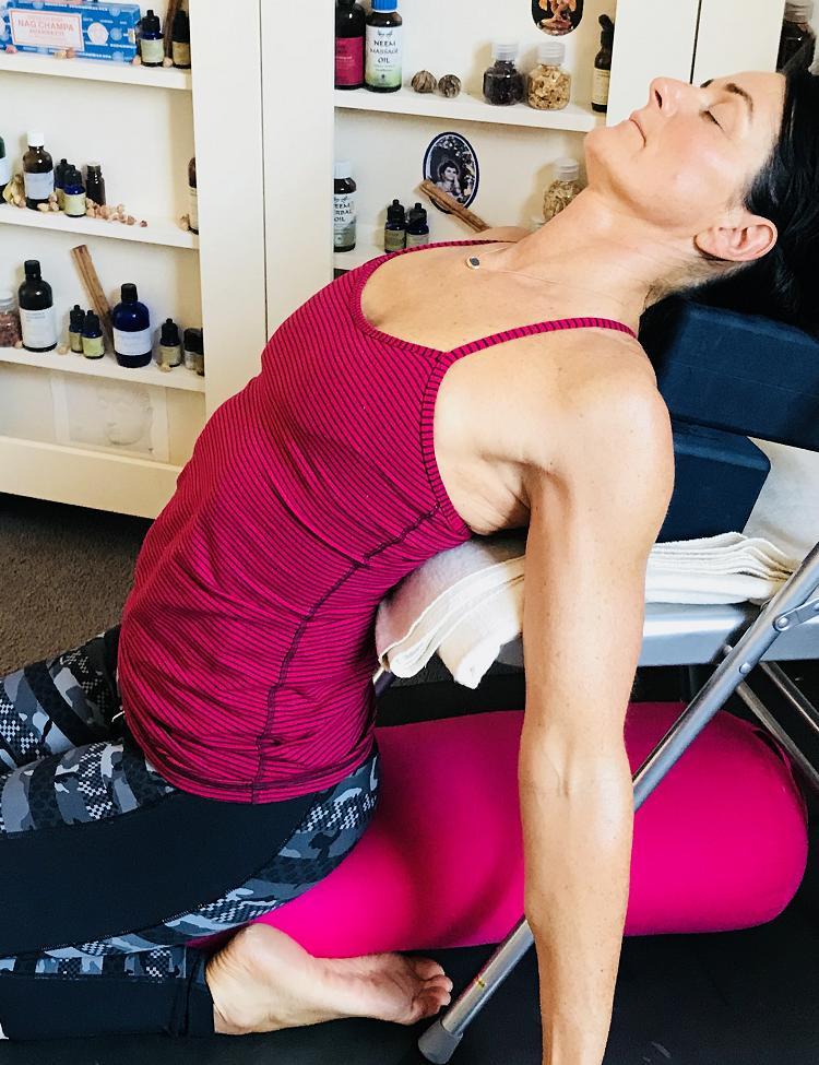 Therapeutic Yoga Workshop