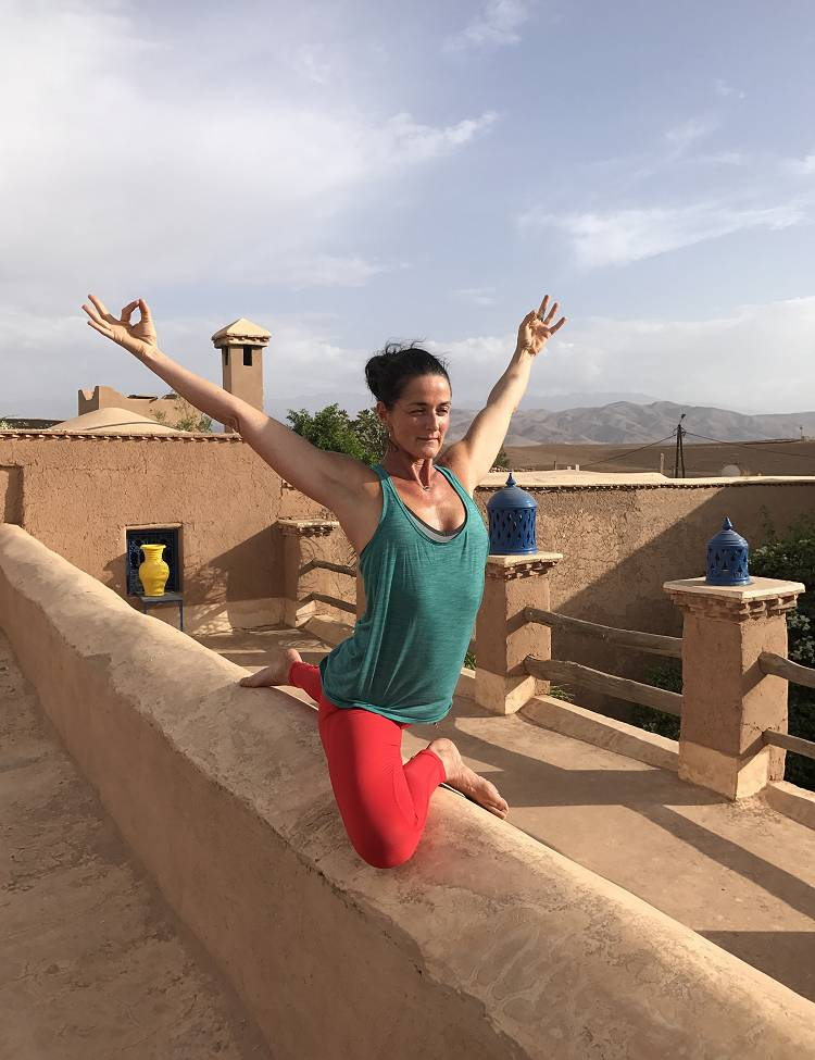 Yogaroma retreats 2