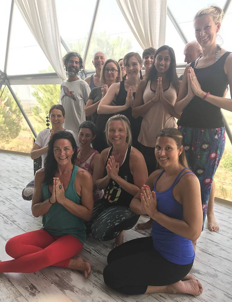 Yogaroma retreats 5