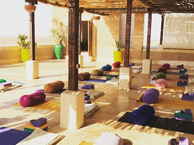Yogaroma Retreat Morocco Retreat