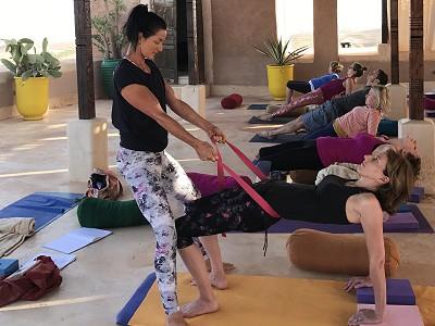 Yogaroma Retreat Morocco