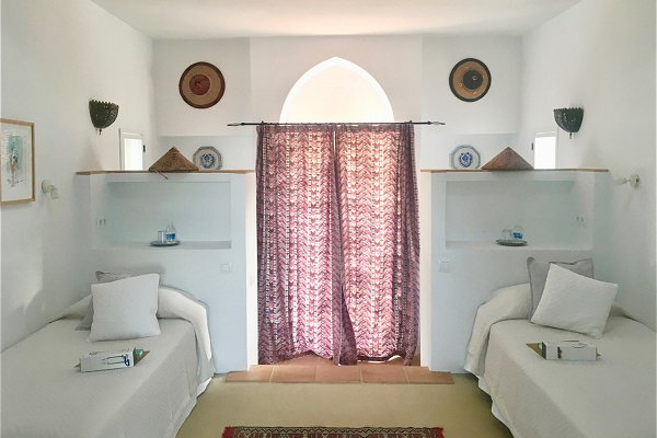 Finca Avedin Luxury Twin Room with en-suite