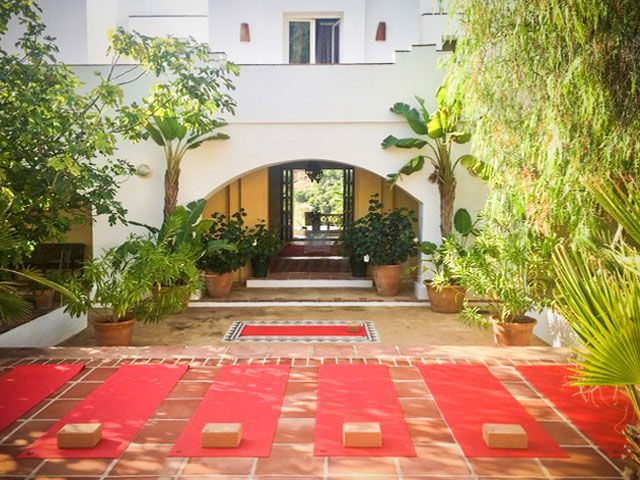 Finca Avedin Andalucia Yoga and Meditation