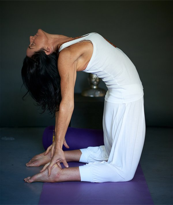 Lara Online Yoga Home